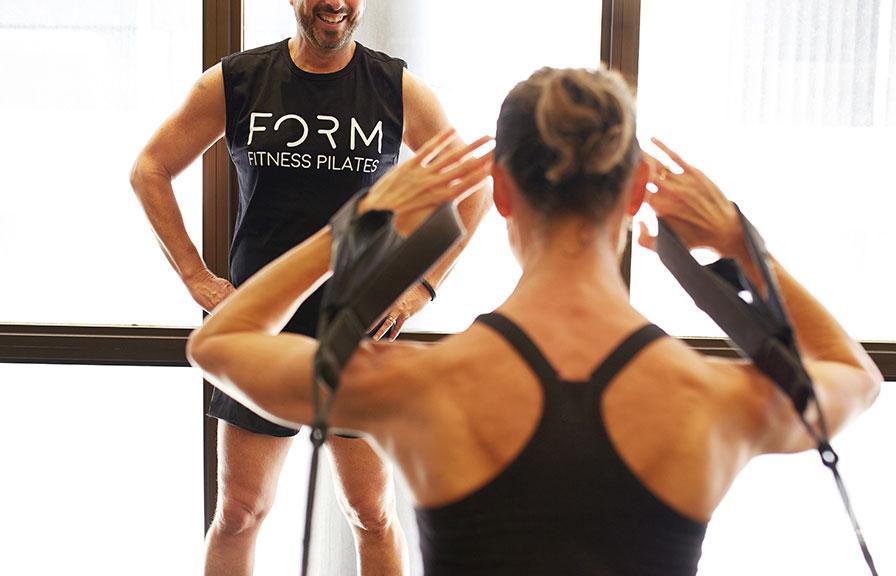Pilates Form Control Class - FORM Fitness Pilates