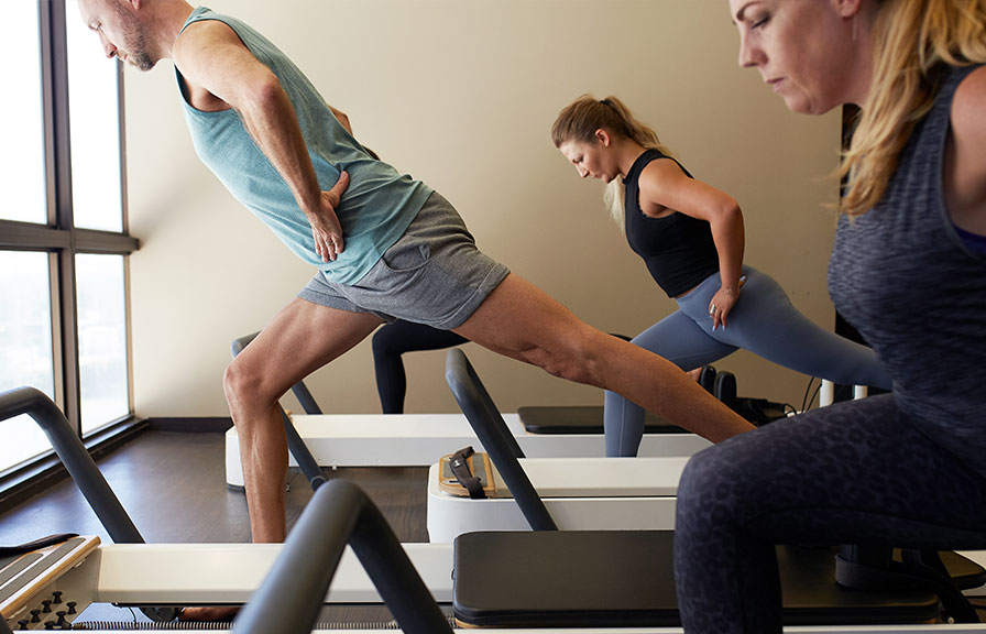Pilates Class at Home - FORM Fitness Pilates