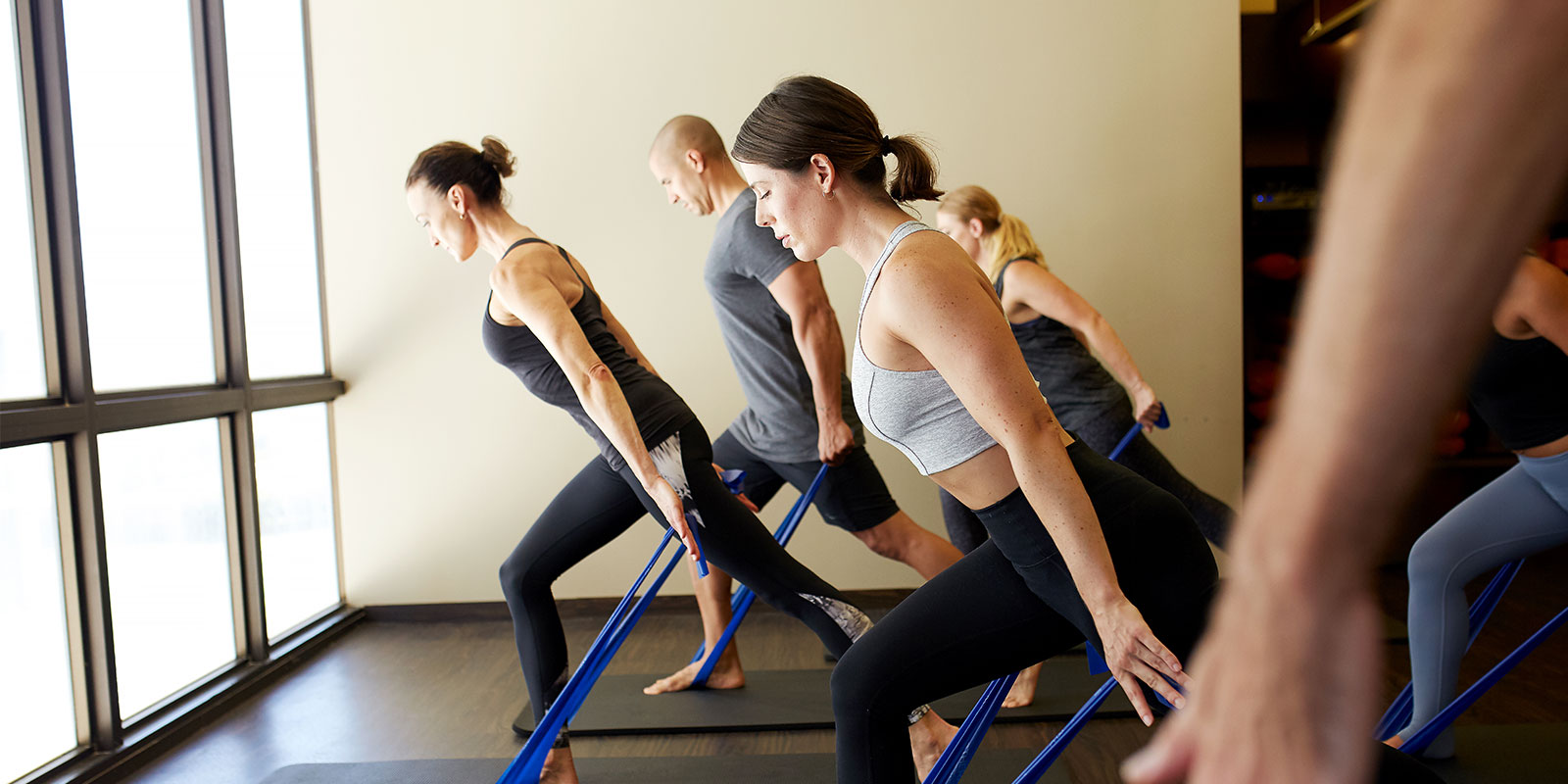 Intense Pilates Class - FORM Fitness Pilates