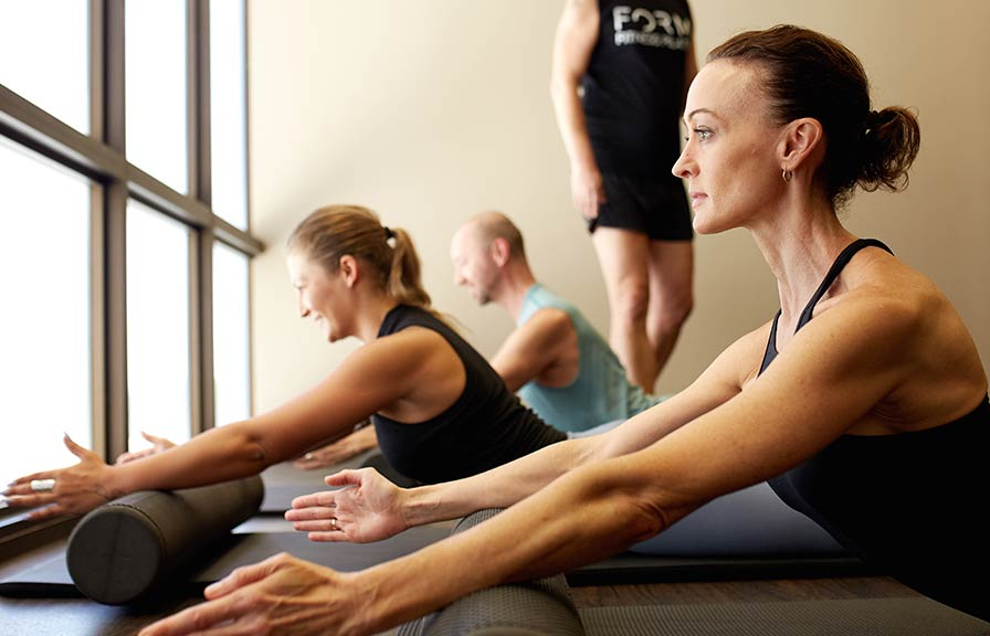 Complete Pilates Class - FORM Fitness Pilates