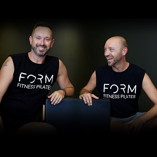 The Boys at Form Fitness Pilates Southport