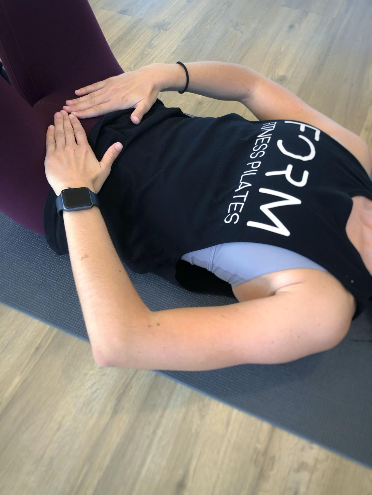 Breath and Core Engagement - Form Fitness Pilates